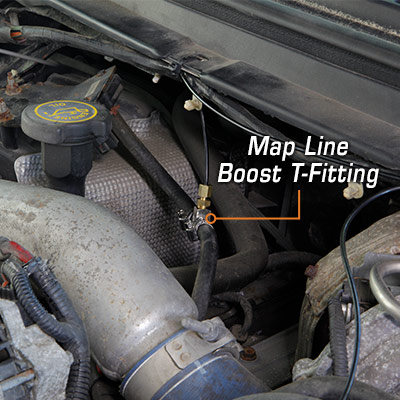 Boost T-Fitting Adapter