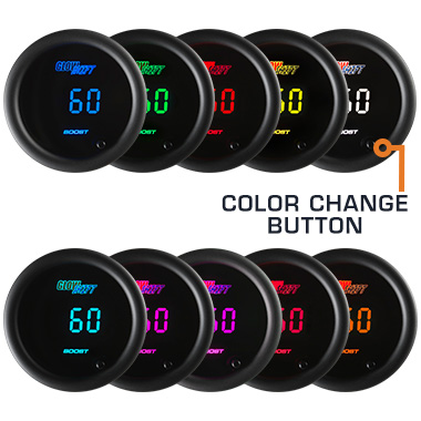 7 Color Gauge Series