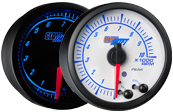 Elite 10 Color 2 Inch Tachometer Gauge
