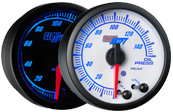Elite 10 Color Oil Pressure Gauge