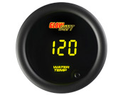 GlowShift 10 Color Digital Water Temp Gauge
