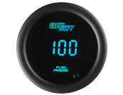 GlowShift 10 Color Digital Fuel Pressure Gauge