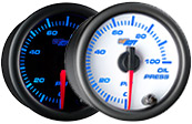 7 Color Oil Pressure Gauge