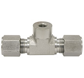 Transmission Line T-Fitting Adapter
