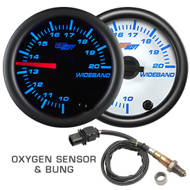 Needle Wideband Air/Fuel Ratio