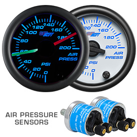 Dual Needle Air Pressure