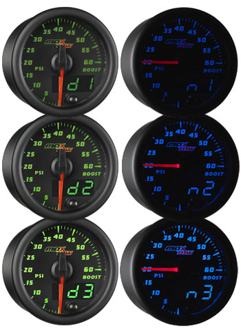 MaxTow Custom Gauge Package