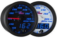 Blue MaxTow Water Temp Gauge