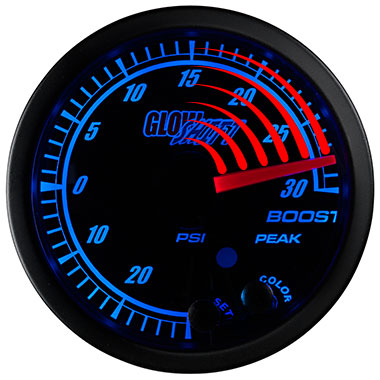 Elite 10 Color Gauge Series