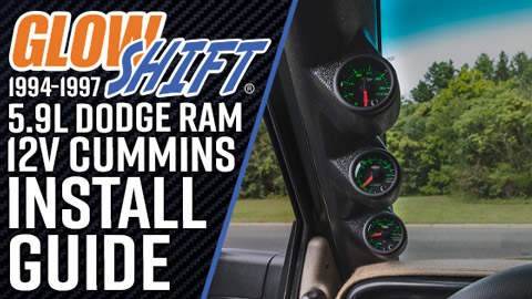 94-97 Dodge Ram Cummins Install Guide
