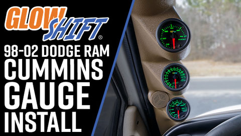 98-02 Dodge Ram Cummins Install Guide
