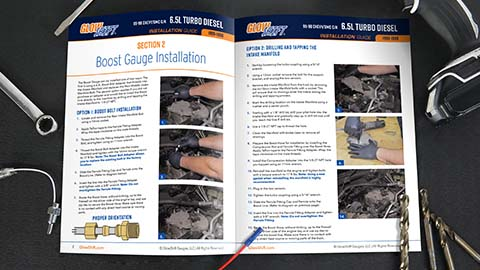1999-2007 Ford Powerstroke  Install Guide