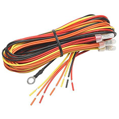 3 Gauge Wiring Kit - Power Wires Only