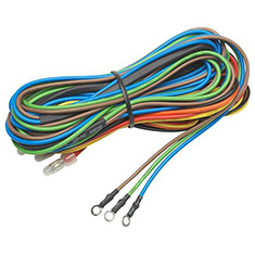 4 Gauge Wiring Kit - Power & Sensor Wires