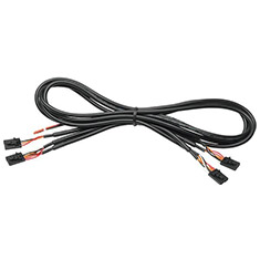 MaxTow 4 Gauge Power Wire Harness