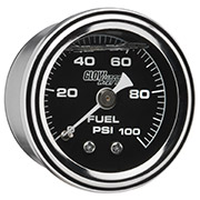 Liquid Filled Mechanical Gauge Series