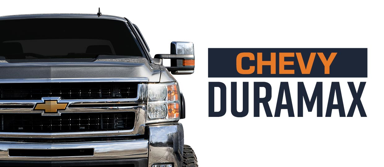 Chevy Duramax Gauge Packages